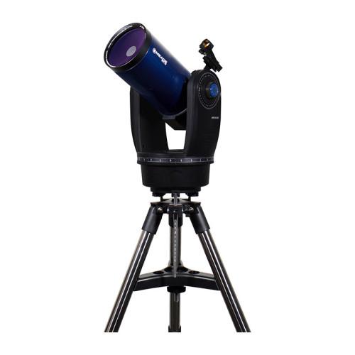 125mm optik açıklığa 1900mm odak uzunluğuna sahip Maksutov-Cassegrain tipi elektronik kundaklı teleskop